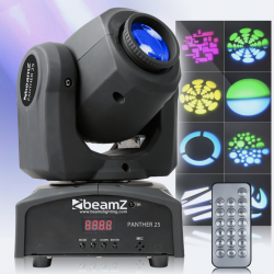 Used - Beamz Panther 25 LED...