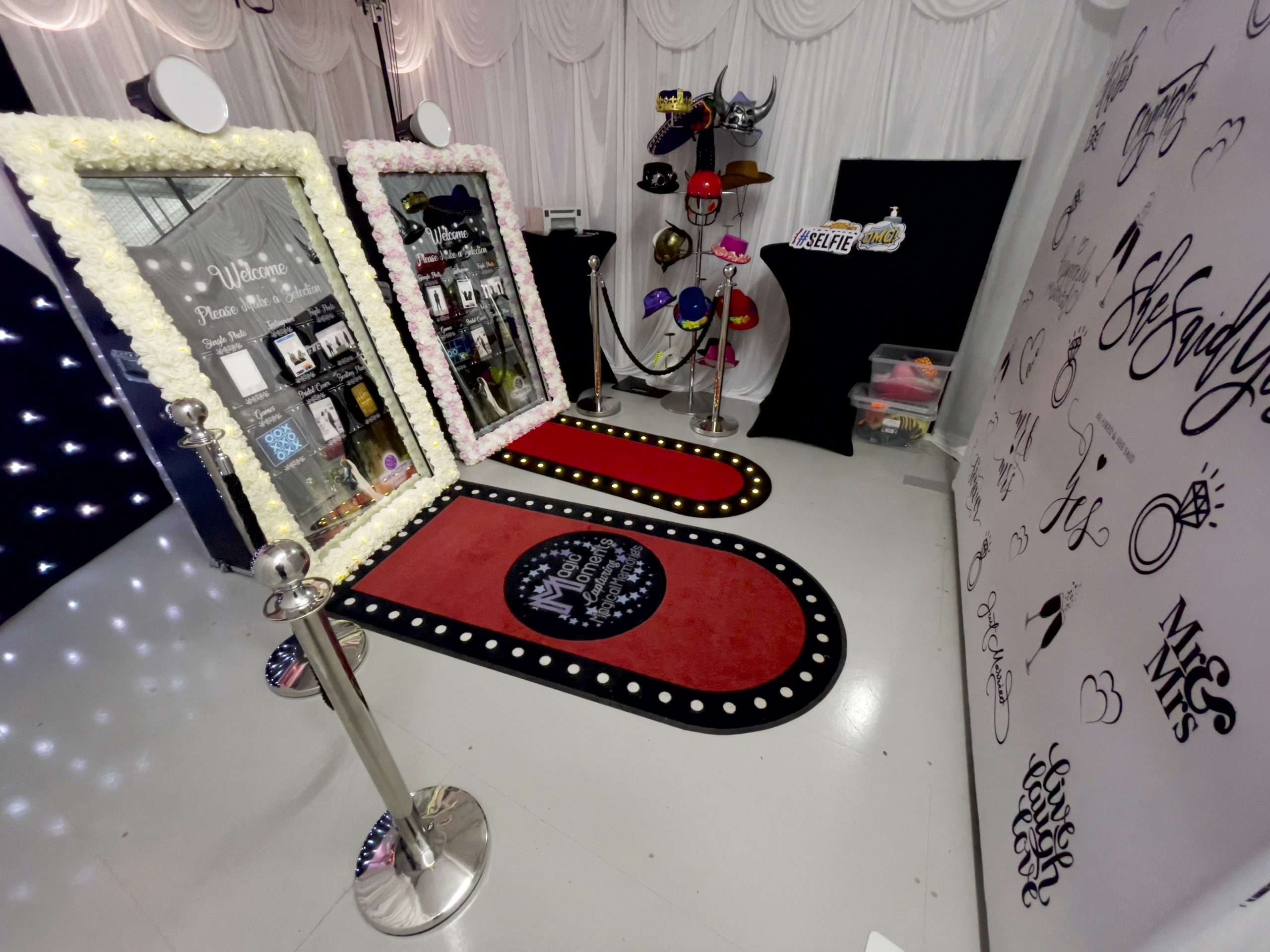 Cramer Events Magnificence Mirror